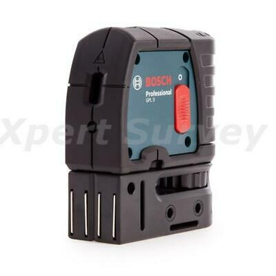 Bosch GPL 3 3-Point Professional Self Leveling Alignment Laser GPL3