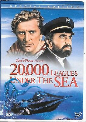 Disney's 20,000 Leagues Under The Sea (2-Disc DVD Special Edition)