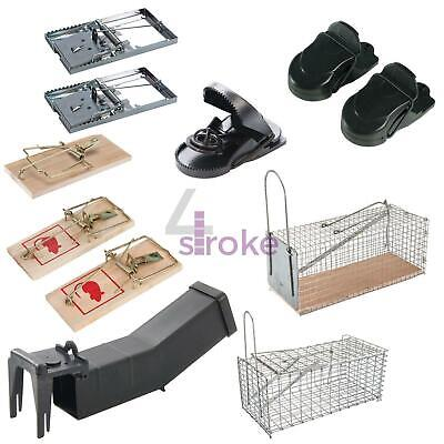 Pest Control Mouse and Rat Classic Trap Hardwood Classic Glue Cage Humane