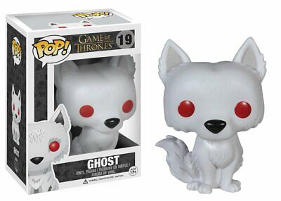 Funko POP! Game Of Thrones 19 Ghost Vinyl Figure Figurine Collectable Collection