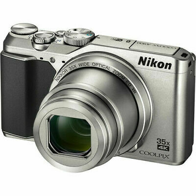 Nikon Coolpix A900 Digital Camera - Silver