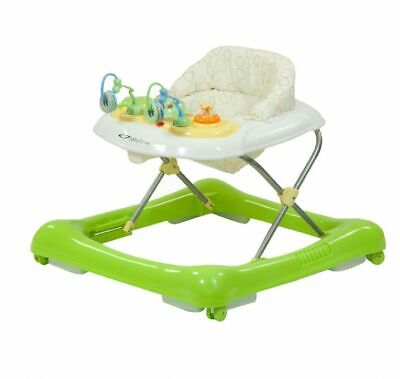 Babylove Jazz Baby Walker - Green