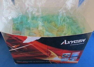 Qty 500 Axygen Microtubes 1.5mL Boil Proof MCT-150-A