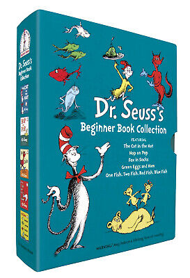 Dr. Seuss's Beginner Book Collection by Dr. Seuss - Hardcover – Box set
