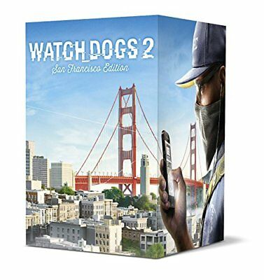 Watch Dogs 2 San Francisco Edition (Xbox One) (New) - (Free Postage)