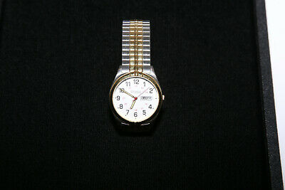 Caravelle by Bulova Mens Watch with Date - May Need New Battery?