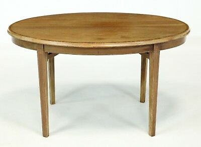 Victorian Inlaid Mahogany Oval Occasional Table Nationwide Delivery Available
