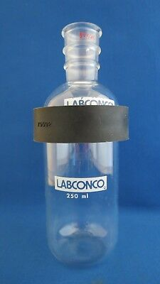 LabConco 250 ml 24/40 Lyph-Lock Flask