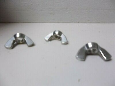 Stainless Steel Wing Nuts 5/16""