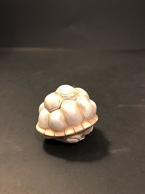 Vintage Harmony House Tortoise Turtle Trinket Box Botero Made in UK