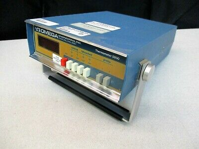 Omega Engineering Thermometer 5800