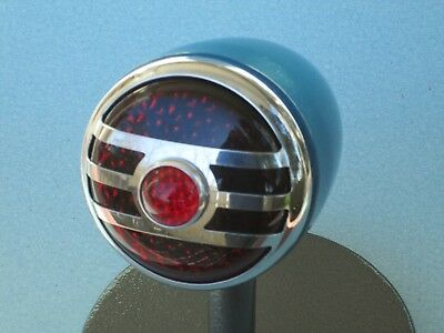 37 Ford Art Deco Tail Light Lens Cover