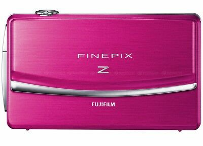 Fujifilm FinePix Z90 14 MP Digital Camera (Pink) - NEW Battery & Charger