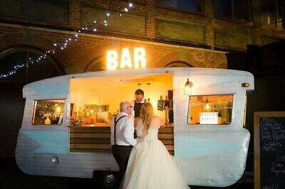 """Mobile Bar / Food / Alcohol Van business """"ALL THE HARD WORK BEEN DONE!"""""""