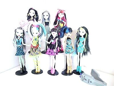 Monster High Dolls choose your own one or more all in vgc frankie cleo no 7a