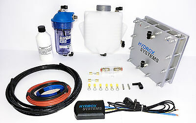 HHO Dry Fuel Saver kit 12V DC Cars/Vans up to 2000cc UP to 30% Fuel Savings