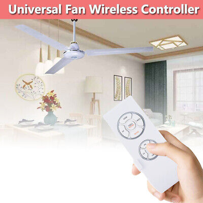 Ceiling Fan Lamp Universal Remote Control Kit Timing Wireless Control Parts