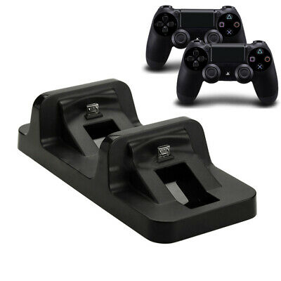 USB Wireless Controller Dual Charging Dock Charger For Playstation 4 Sony PS4