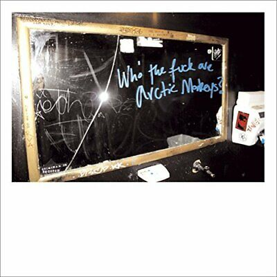 Arctic Monkeys - Who the F*** Are Arctic Monkeys? CD NEW