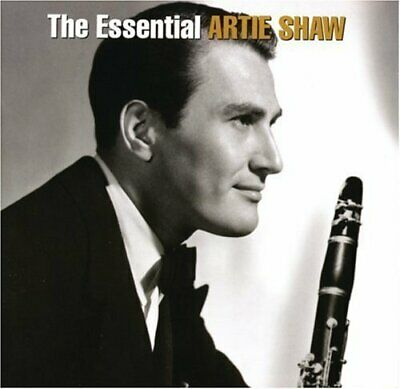 Artie Shaw - The Essential Artie Shaw (2 Disc) CD NEW