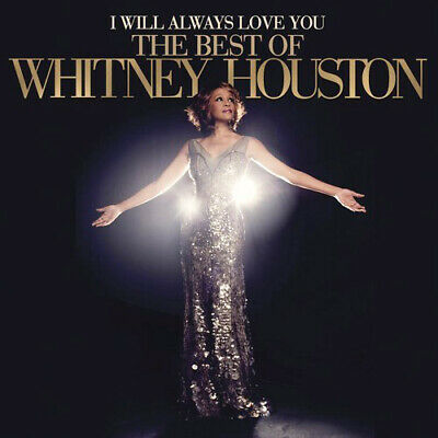 Whitney Houston - I Will Always Love You: The Best of Whitney Houston CD NEW