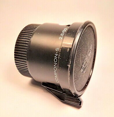 Schneider-Kreuznach Componon-S 50mm f/2.8 Enlarging Camera Lens - M39 Fit