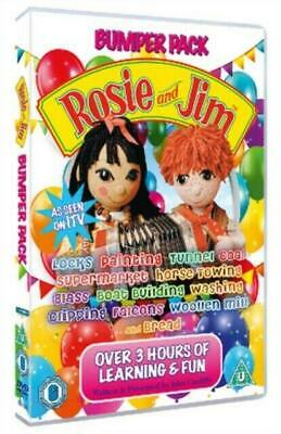 Rosie and Jim Bumper Pack 1 (DVD 2 DISC BOX SET, 1990) *NEW/SEALED* FREE P&P