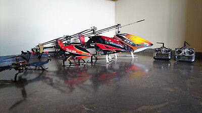 R/C Hobby Helicopters Drones Excellent Bargain – Mint Condition