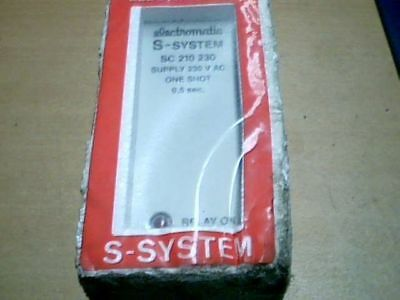 Realy Electromatic S-System SC 210 230