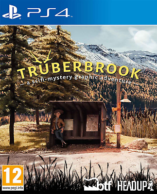 Trüberbrook (PS4 PLAYSTATION 4 VIDEO GAME) **PRE-ORDER 18-04-19** *NEW*
