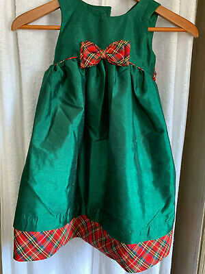cf84173b89f0 Toddler Girl's Holiday Editions Holiday Party Christmas Dress 5T - 4085