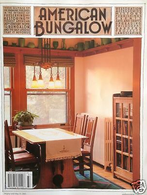 American Bungalow Magazine Back Issue #37 Spring 2003 Arts Crafts Mission