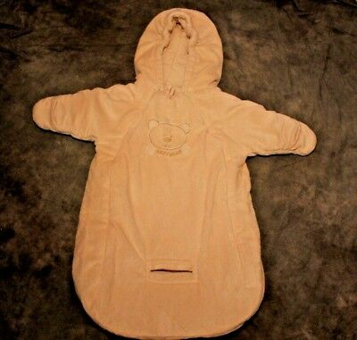 ffc2eaae7 Baby Dove Unisex Infant Baby Carbag Bunting Snowsuit Beige 0-9 Months Girl  Boy