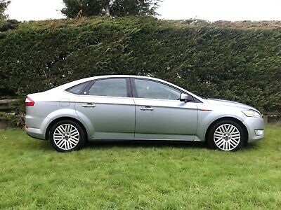 2008 Ford Mondeo 1.8 TDCI Ghia Spares or Repairs *£350 NO OFFERS*