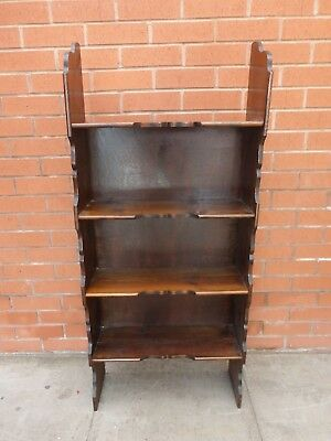 An Antique Priory Oak Bookcase ***DELIVERY AVAILABLE***
