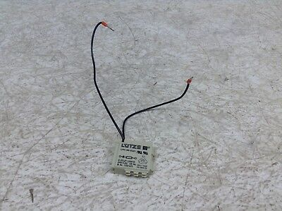AS IS--SES SQUARE D 9999ST1 TRANSIENT SUPPRESSOR MODULE 132V MAX 60 HZ