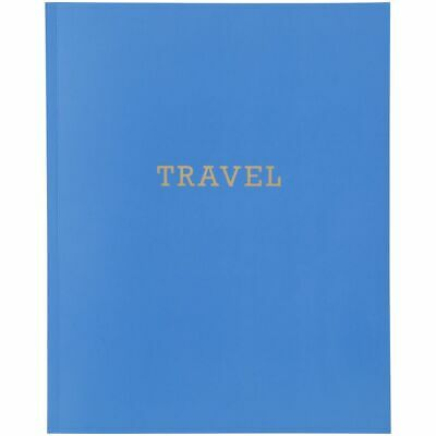 Otto Life Planner Travel 96 Page Blue
