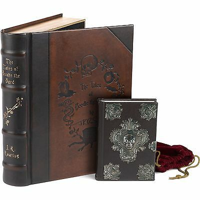 BNIB Harry Potter Tales of Beedle the Bard - collector's edition - 1st Edition!!