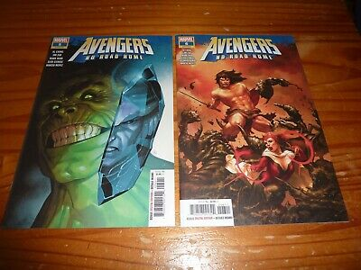 Avengers No Road Home # 6 of 10 Cover A NM Marvel 1st Full Conan in the MCU