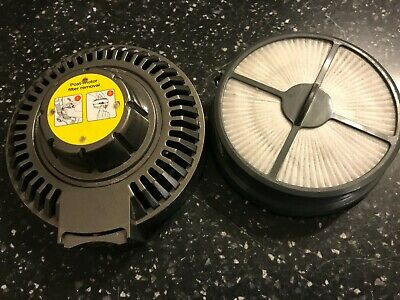 POST MOTOR FILTER & HOUSING / COVER from VAX MACH AIR 2