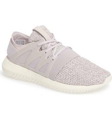 the best attitude 70b9d b60bb New Adidas Tubular Viral Knit Ice Purple white Women s Sneakers Size 7.5   119