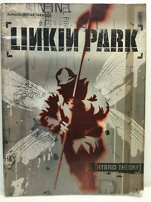 Linkin Park Songbook Guitar Hybrid Theory Tab Book