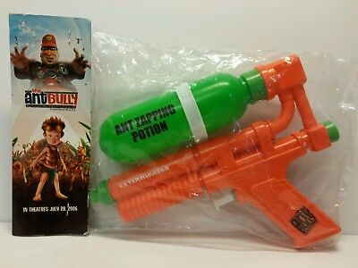 "7"" The Ant Bully Movie Theater Promo Squirt / Water Gun 2006"