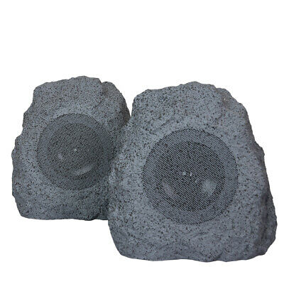 New BeFree Sound Bluetooth Portable Outdoor Weather Resistant Rock Speakers