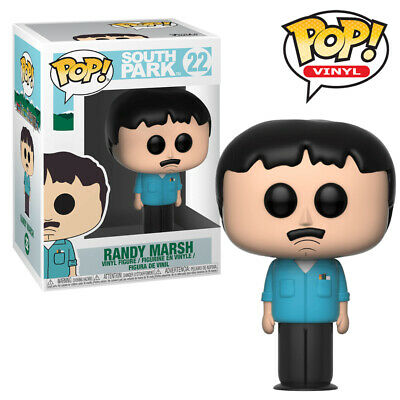 Randy Marsh South Park Funko Pop Vinyl Figure Official Toy Collectables