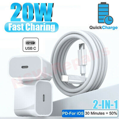 AC Wall Charger Adapter for iPhone 5 6 7 8 Plus XR XS MAX iPad 5 6 Mini Pro Air