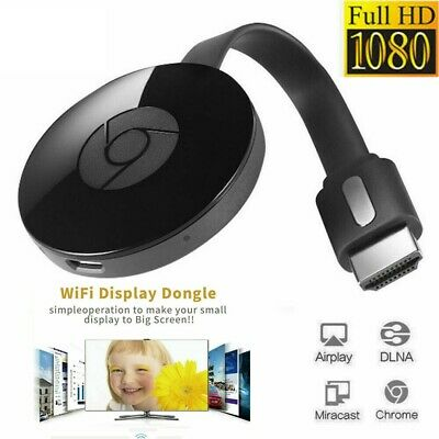 3rd Generation 3 Digital HDMI 1080P Media Video Streamer For Chromecast Google