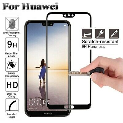 Screen Protector Front Full Cover For Huawei Mate 20 10 P20 Lite Pro Honor 8X