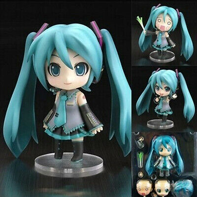 "Anime VOCALOID Hatsune Miku Project Diva Snow Miku 4"" Action Figure NEN33 Gift"