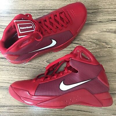 2cf37db9c384 A752G Nike Hyperdunk 08 Gym Red (820321-601) Men s basketball Shoe Size 11.5